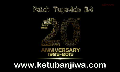 PES 2015 Tuga Vicio Patch v3.4 AIO Full Season 15/16