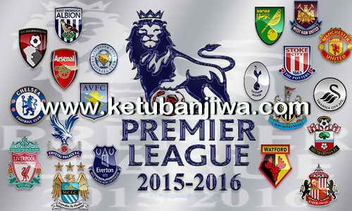 PES 2016 English Premier League Logos Names Transfers Updateby GUNNER Ketuban Jiwa