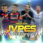 PES 2016 JVPES Patch v0.1 All Licensed + Kits