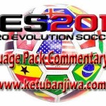 PES 2016 Language Pack Commentary Files Single Link