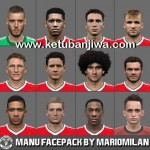 PES 2016 Manchester United Facepack