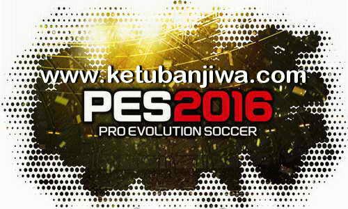 PES 2016 MyPES Patch v0.1 English Premier League Ketuban Jiwa