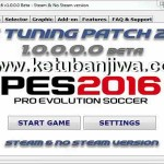 PES 2016 PES Tuning Patch v1.0.0.0 BETA