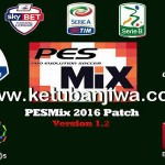 PES 2016 PESMix Patch v1.2 + Stadium Pack