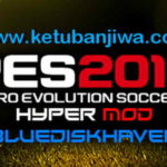 PES 2016 PS3 CFW – ODE New Hyper Mod 10.09.15