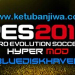 PES 2016 PS3 CFW – ODE New Hyper Mod 20.09.15