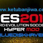 PES 2016 PS3 CFW – ODE New Hyper Mod 28.09.15