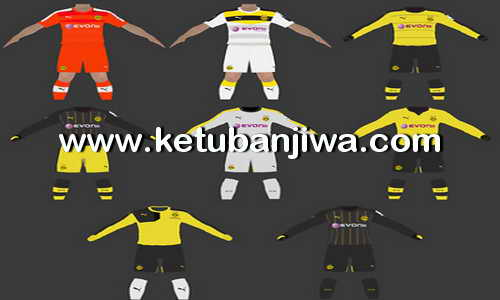 PES 2016 PS4 Bundesliga Kitserver Pack v1+v2 Season 15-16 by Angeltorero Ketuban Jiwa