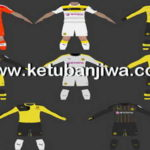 PES 2016 PS4 Bundesliga Kits Pack v1+v2 by Angeltorero