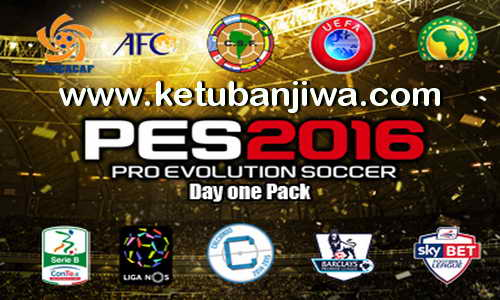 PES 2016 PS4 Day One Pack by Antonio94 Ketuban Jiwa