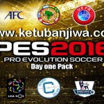 PES 2016 PS4 Day One Pack by Antonio94
