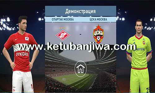 PES 2016 Russian Premier League RPL Patch 0.0.2 by ZZ-Top Ketuban Jiwa