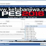 PES 2016 Selector Tool v1.0 by Ginda01