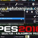 PES 2016 SweetFX Selector Tool v4.0.0 By Kalasnikov
