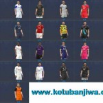 PES 2016 Third Kitpack 15/16 AIO by Resky