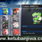 PES 2016 Unlock 24 Gloves by Boonaun