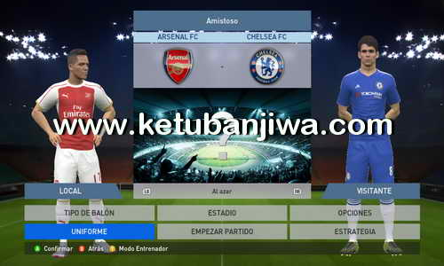 PES 2016 XBOX360 Fix Emblems - Names - Kits Top League Ketuban Jiwa