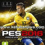 PES 2016 XBOX360 Option File Update by Lucassias87