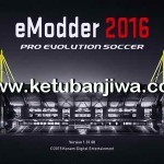 PES 2016 eModder 16 Patch v.02 All In One