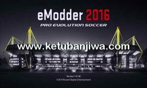 PES 2016 eModder 16 Patch v.02 All In One