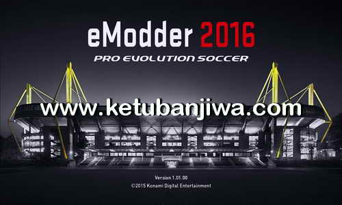 PES 2016 eModder 16 Patch v.02 Fix Update Ketuban Jiwa