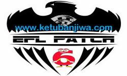 PES 6 EFL International Patch Final Summer Update 4.0 Season 2015-2016 Ketuban Jiwa