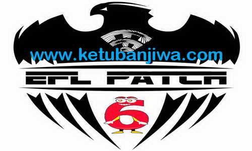 PES6 EFL International Patch Update 8.0 Fix Update Season 2015-2016 Ketuban Jiwa