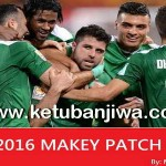 Pro Evolution Soccer PES 2016 Makey Patch v0.1