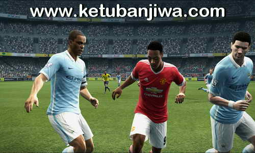 PES 2013 Sun Patch 5.0 New Season 15-16 Ketuban Jiwa