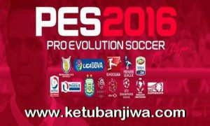 PES 2016 ChilePes Patch 1.0 For PC Ketuban Jiwa