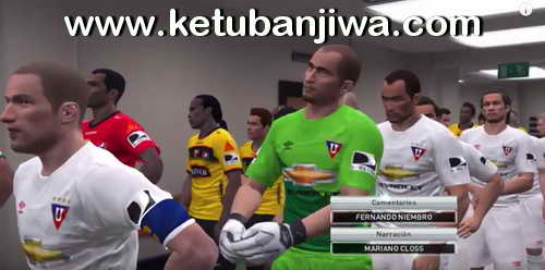 PES 2016 Copa Pilsener 2016 PPE Patch Ecuador BETA For PC Prievew 2 Ketuban Jiwa