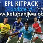 PES 2016 EPL 15/16 Kitpack Update 1 by Nemanja