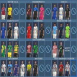 PES 2016 English Premier League Kitpack by Nemanja