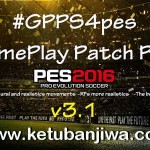 PES 2016 GGPS4pes Fix v3.1 PS4 GamePlay Patch