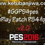 PES 2016 GGPS4pes v2.0 PS4 GamePlay Patch
