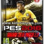 PES 2016 Galaxy Patch 2.0 by Eslam Emam