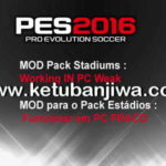 PES 2016 Low PC Mod For Stadiums Pack by Estarlen Silva