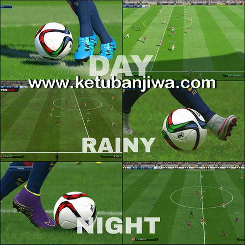 PES 2016 NextGen Pitch v2 by Donyavia Ketuban Jiwa