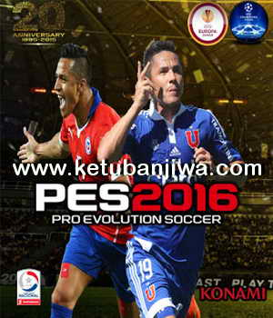 PES 2016 PC Liga Chilena ReGen Patch v1.0 Ketuban jiwa