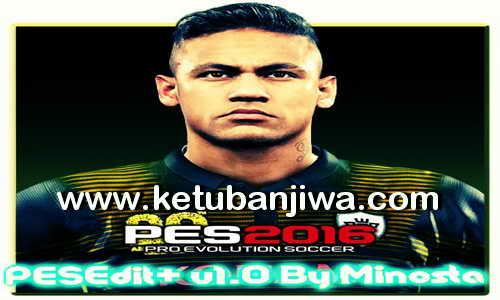 PES 2016 PESEdit Patch v1.0 + Fix by Minosta Ketuban Jiwa