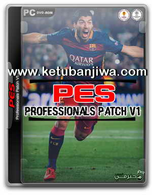 PES 2016 PESProfessionals Patch v1 Ketuban Jiwa