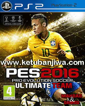 PES 2016 PS2 Ultimate Team by Makdad Othmane