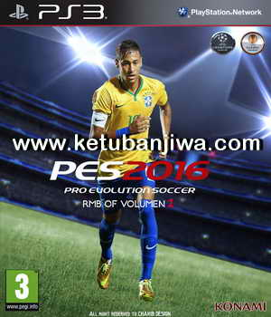 PES 2016 PS3 Option File v1 Digital Version Americana by RMB Ketuban Jiwa