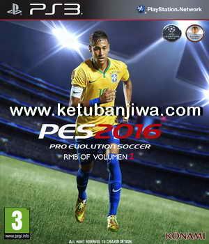 PES 2016 PS3 Option File v1 Digital Version Americana by RMB Ketuban Jiwa