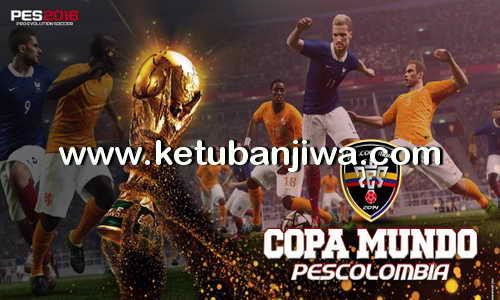 PES 2016 PS4 PESColombia Torneos Patch v0.7 Ketuban Jiwa