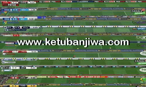 PES 2016 PC Scoreboards Pack AIO by Jesus Hrs Ketuban Jiwa