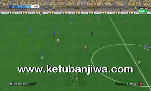 PES 2016 XBOX 360 Mejores Ligas Del Mundo v2 Patch by Buenolacasito Ketuban Jiwa