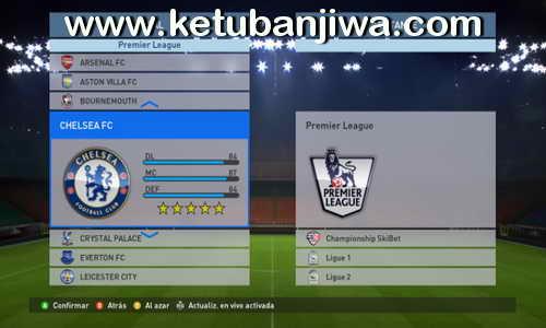 PES 2016 XBOX 360 Mejores Ligas Del Mundo v3 Patch Ketuban Jiwa