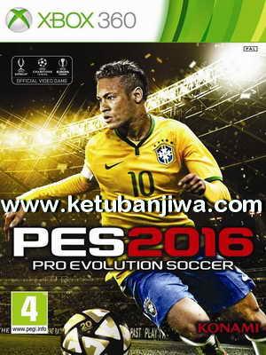 PES 2016 XBOX360 Mejores Ligas Del Mundo v3.2 Ketuban Jiwa