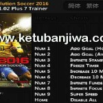PES 2016 v1.02 Plus 7 Trainer Tool by FLiNG